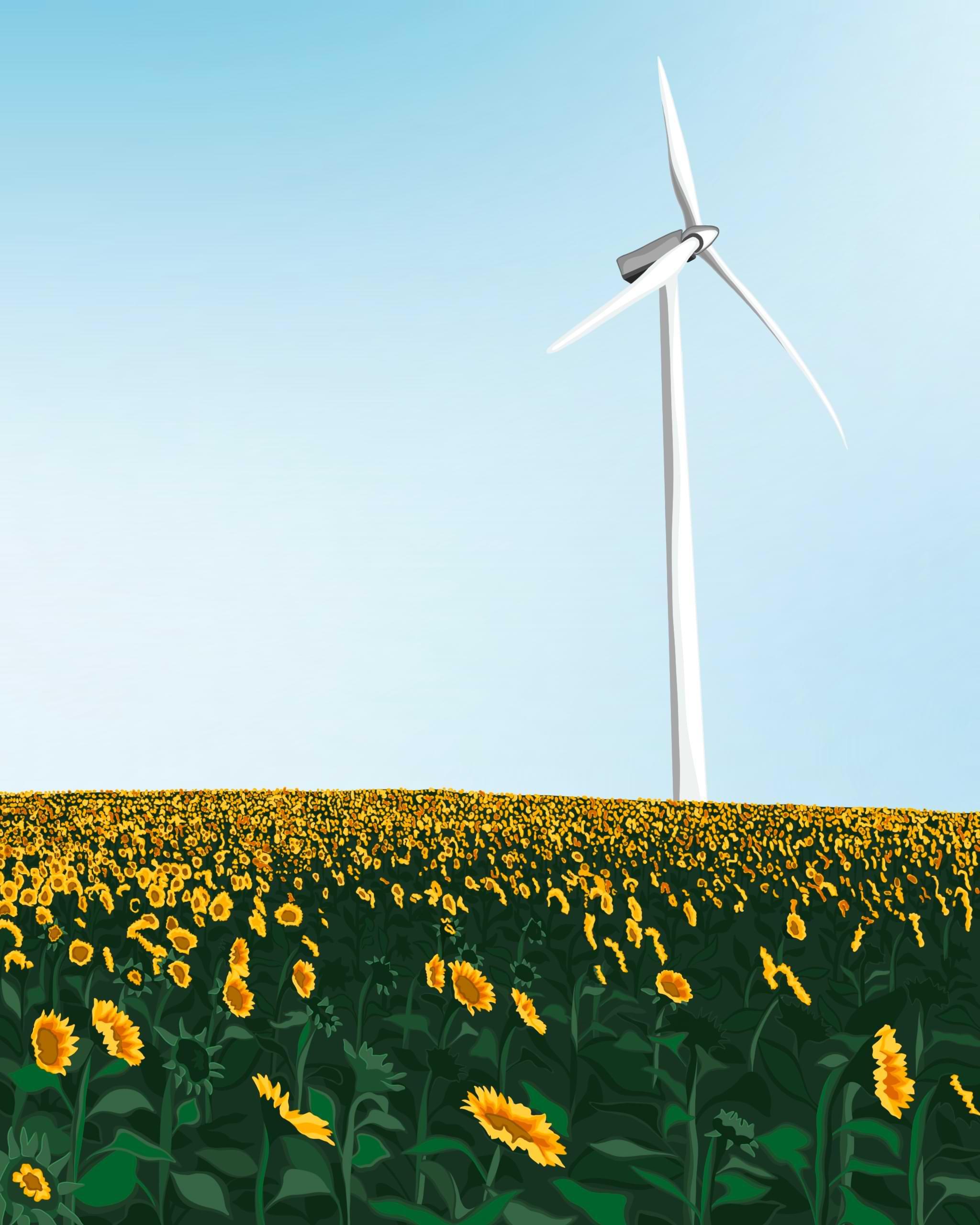 Energie renouvelable & industrie décarbonée