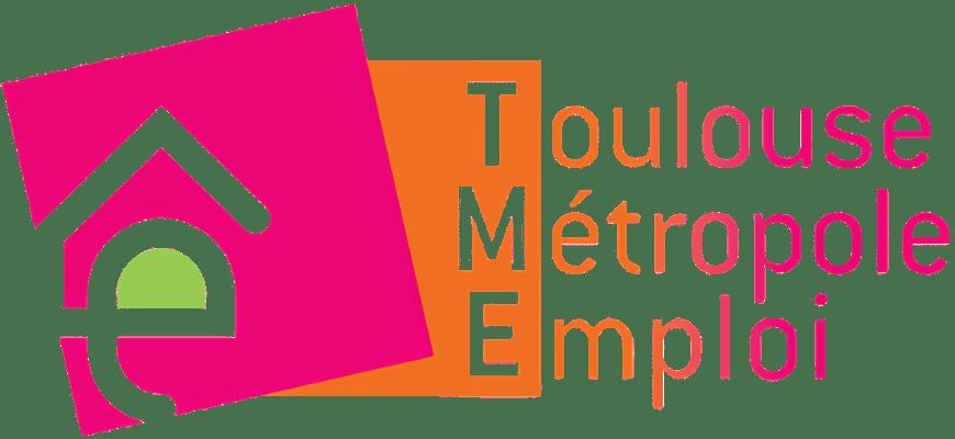 Logo Toulouse Métropole Emploi